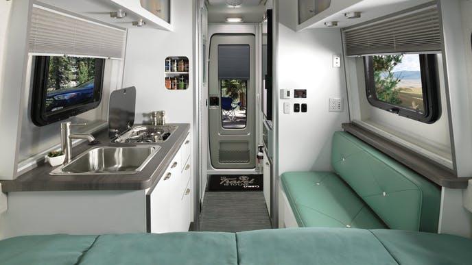 Airstream Nest Interior